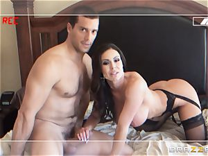 hotwife wife Kendra passion is made to nail her boy on camera