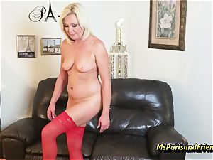 cram Up the Strippers gaping slit with Ms Paris Rose