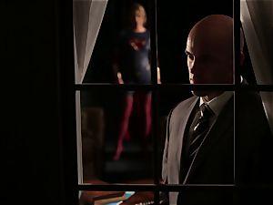 Hero Carter Cruise pounds a kinky leader