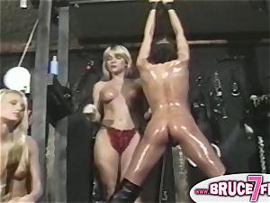 restrain bondage nineties stunner