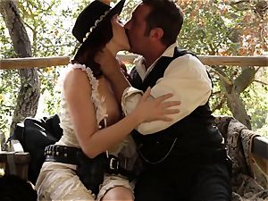 Chanel Preston insatiable west gash service