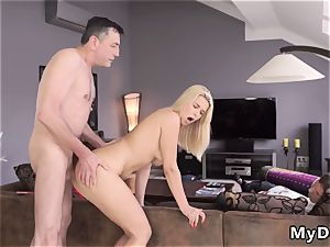 older granny father masturbation drowsy boy missed how his parent drills his girlplayfellow