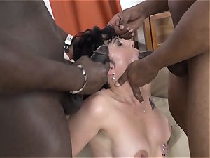 cheating instructing Wathcing wifey have first-ever interracial