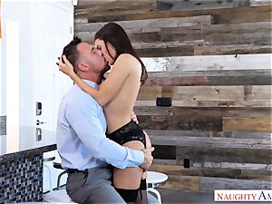Lana Rhoades threesome - Cheats