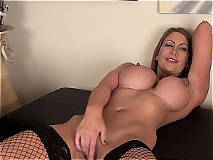 hot mama's love to display of their phat bosoms and jerk