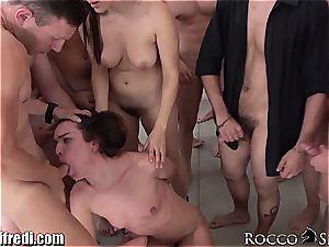 naughty Italian porno pornstar hook-up