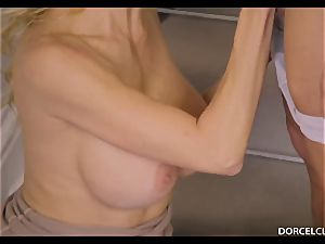 Lonely widow Alexis Fawx needs enjoy and man's weasel