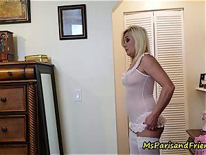 aunt Paris Gets Help