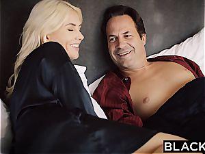marvelous Gigi Allens liked with fervor by black stud