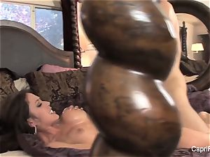 Capri Cavanni gets her cootchie nailed