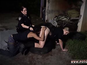 """The highly best brown-haired and milf xxx anal invasion hd Car masturbating Suspect gets the """"Jacking"""""""