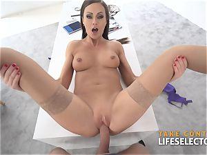 Tina Kay - cum greedy mummy