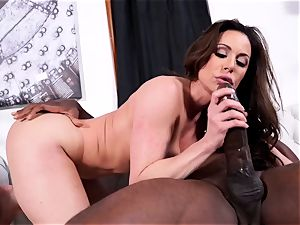 Kendra eagerness loving Mandingo 14 inch black spear