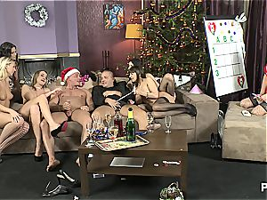 The sex Game before Christmas gig two