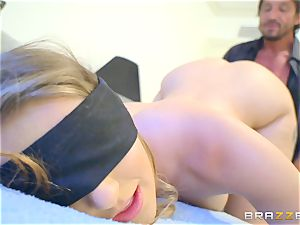 Tommy stuffs his meat gunn into his step daughter-in-law Avery Adair