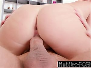 Nubiles-Porn Russian red-haired Seduced By professor