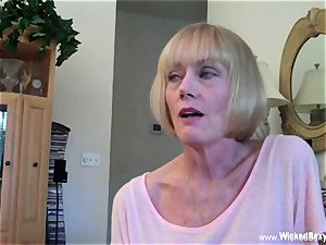 nailed Up penetrate desire With inexperienced GILF