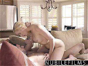NubileFilms - hotwife wifey Wants manmeat And jizz