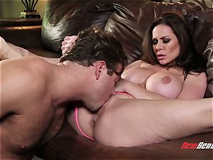 mischievous stepmother Kendra enthusiasm just lonely and needs love and hump