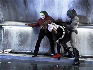 Suicide squad parody Sn 5 Kleio Valentien slobber roasted