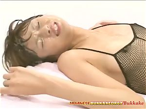 rectal Creampies - chinese mass ejaculation orgy