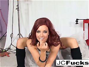 Film sets just make Jayden so penetrating naughty