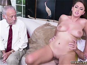 Real unexperienced wifey rides After getting to know the men nicer, she amazes even more